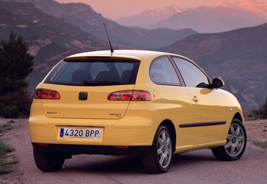 Seat Ibiza 3 2001-2008 6L