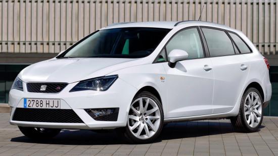 Seat Ibiza ST (6J) 2015