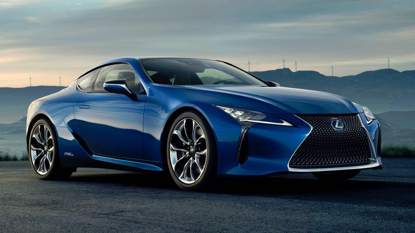 Новый Lexus LC 500h рекомендации