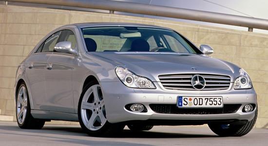 Mercedes-Benz CLS (C219) на IronHorse.ru ©