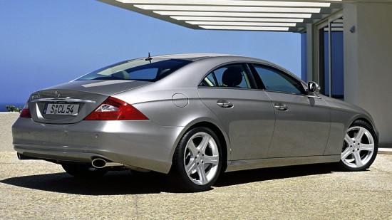 Mercedes-Benz CLS-Class C219