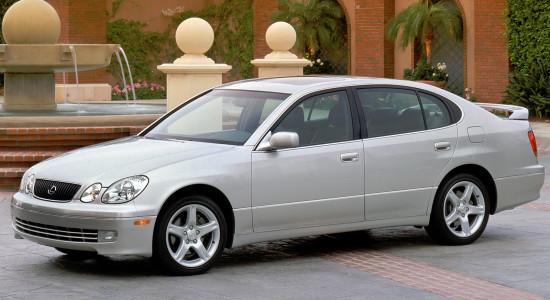 Lexus GS (1998-2004) на IronHorse.ru ©