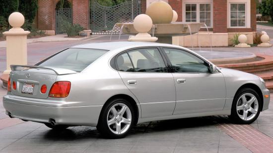 Lexus GS (1998-2004)