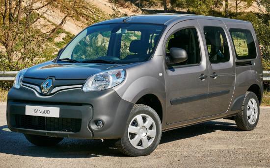 Renault Kangoo 2 (2013-2016)