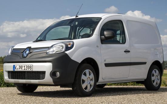 Renault Kangoo Z.E. (2013-2016)
