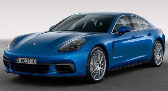 Porsche Panamera 4S (2020-2021) на IronHorse.ru ©