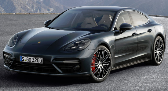 Porsche Panamera Turbo (2020-2021) на IronHorse.ru ©