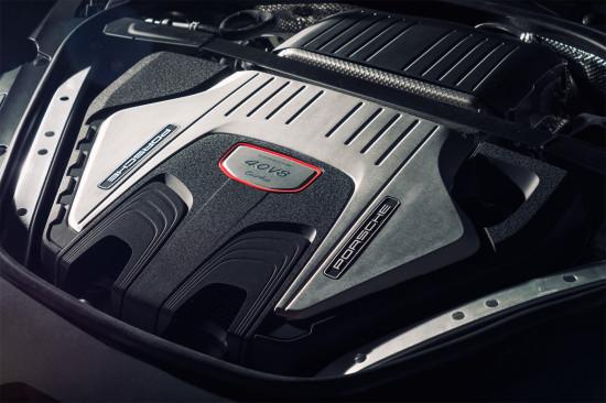 под капотом Panamera 2 Turbo
