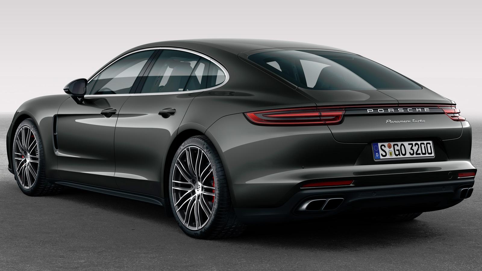Porsche panamera specs 2016