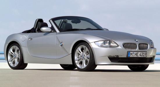 BMW Z4 (E85) на IronHorse.ru ©