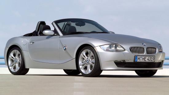 родстер BMW Z4 E85