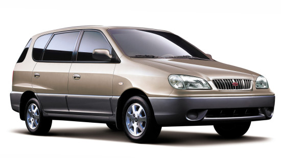 KIA Carens RS 1999-2002