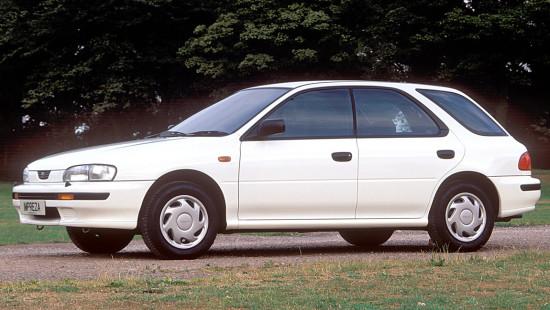 универсал Subaru Impreza 1 (GF)