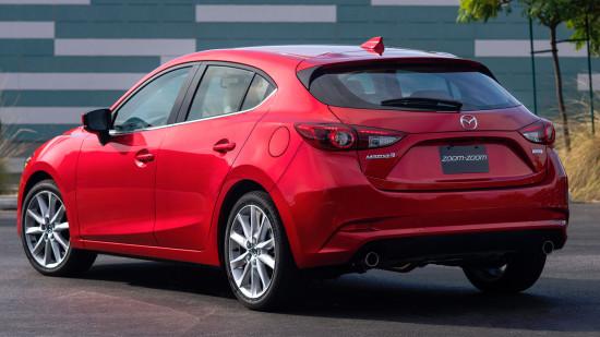 Mazda 3 BM Hatchback 2017