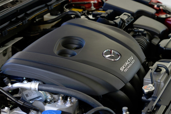 под капотом Mazda 3 (BM)