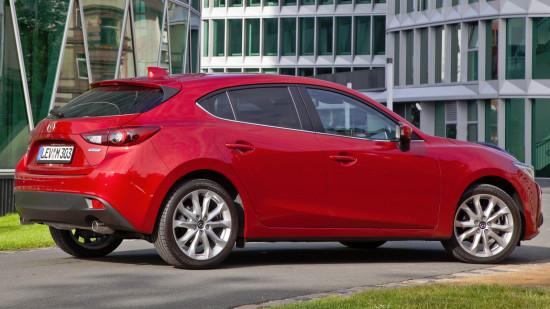 Mazda 3 BM Hatchback (2013-2016)