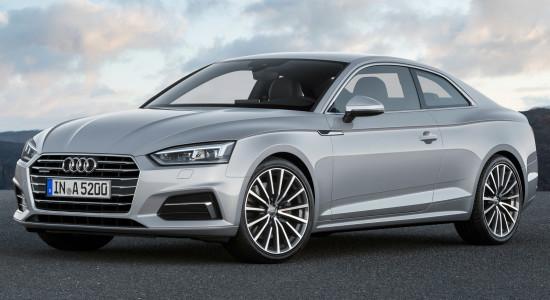 Audi A5 Coupe (2019-2020) на IronHorse.ru ©