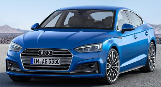 Audi A5 Sportback (2017-2018) на IronHorse.ru ©