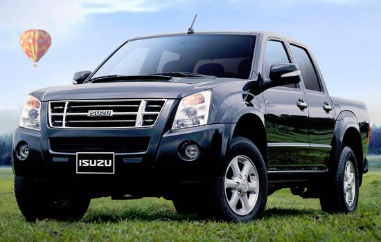 Isuzu D-Max 2008-20012