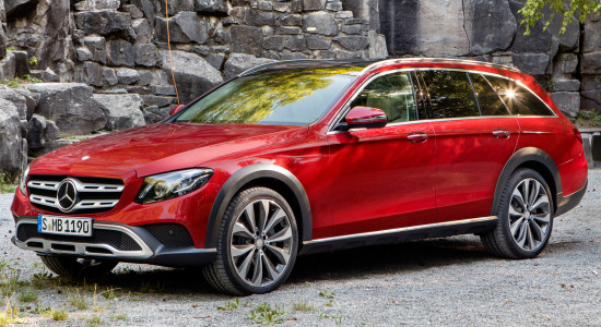 Mercedes-Benz E-Class All-Terrain (2017-2018) на IronHorse.ru ©