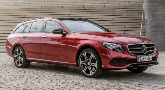 Mercedes-Benz E-Class Estate (2017-2018) на IronHorse.ru ©