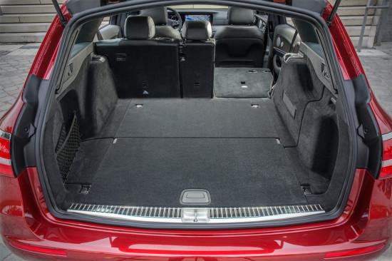 багажное отделение Mercedes-Benz E-Class Estate S213