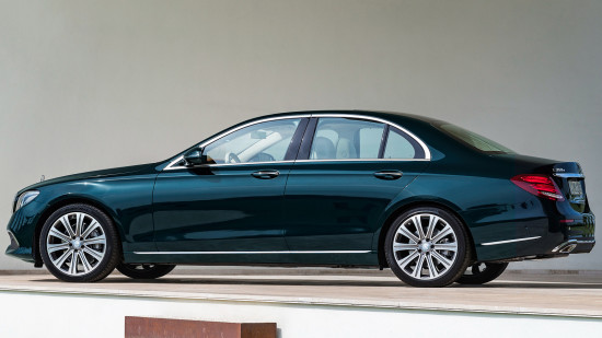 Mercedes-Benz E-Class Sedan W213