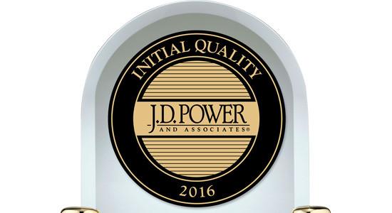 рейтинг надёжности новых авто J.D.Power 2016 на IronHorse.ru ©