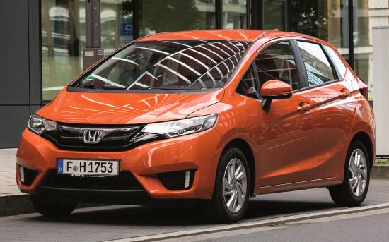 Хонда Джаз 3 (2014-2016)