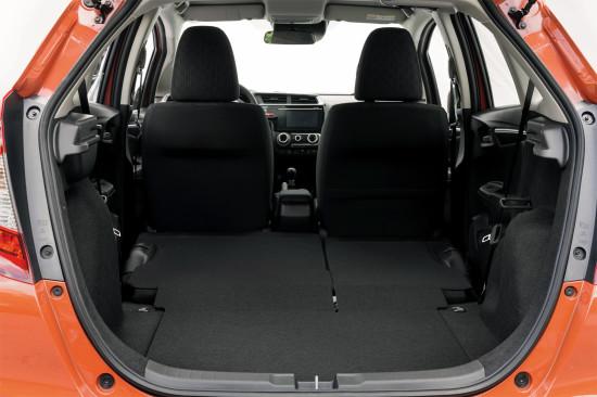 багажник Honda Jazz 3