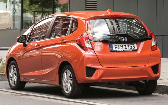 Honda Jazz 3 (2014-2016)