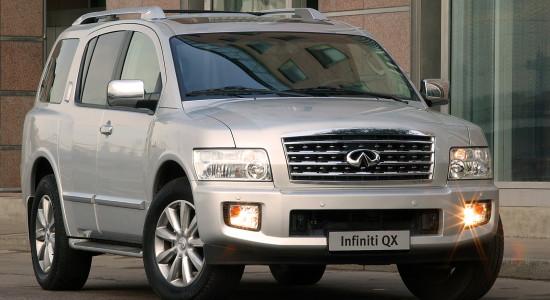 Infiniti QX56 (2004-2010) на IronHorse.ru ©