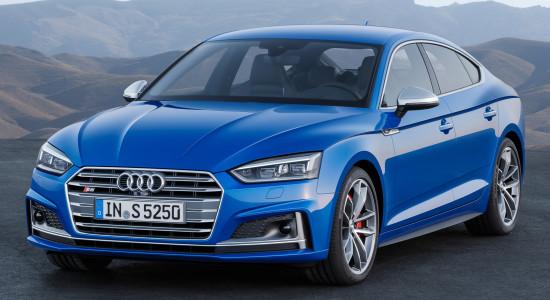 Audi S5 Sportback (2019-2020) на IronHorse.ru ©