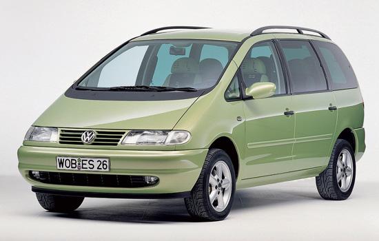 Фольксваген Шаран 7М (1995-1999)