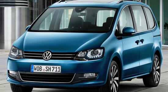 Volkswagen Sharan (2017-2018) на IronHorse.ru ©