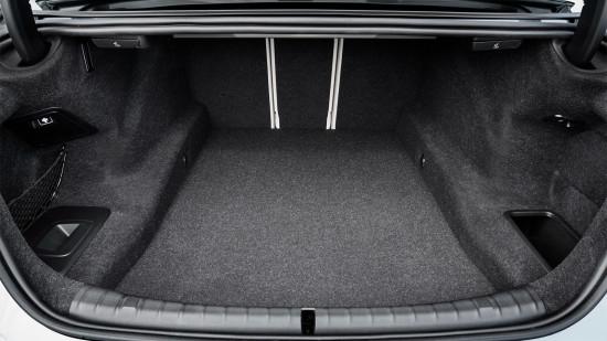 багажник БМВ 5-серии (G30)