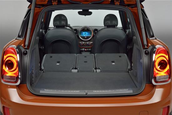 багажник MINI Countryman 2