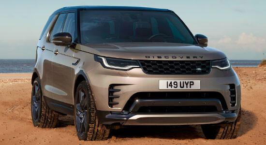 Land Rover Discovery 5 (2018-2019) на IronHorse.ru ©