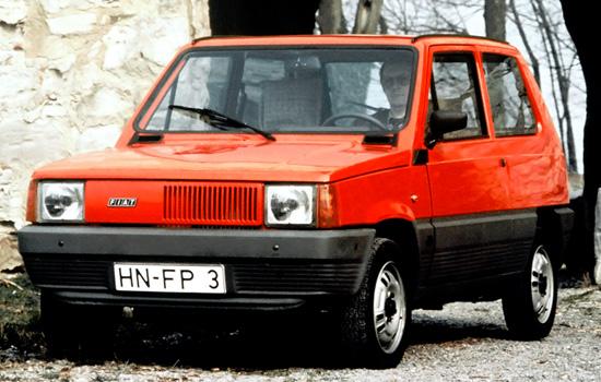 Фиат Панда 1980-1986