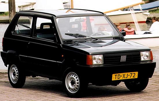 Fiat Panda'1986