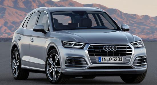 Audi Q5 (2017-2018) на IronHorse.ru ©