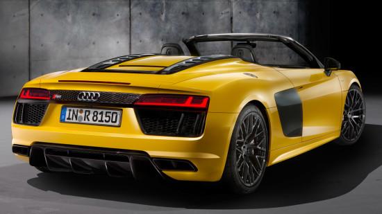 Audi R8 II Spyder V10