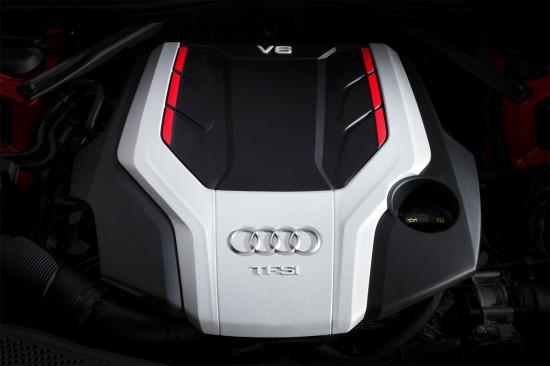 V6 под капотом S5 Coupe 2017 модельного года