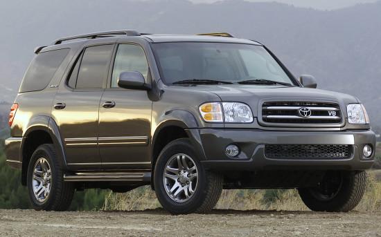 Тойота Секвойя 1 (2000-2004)