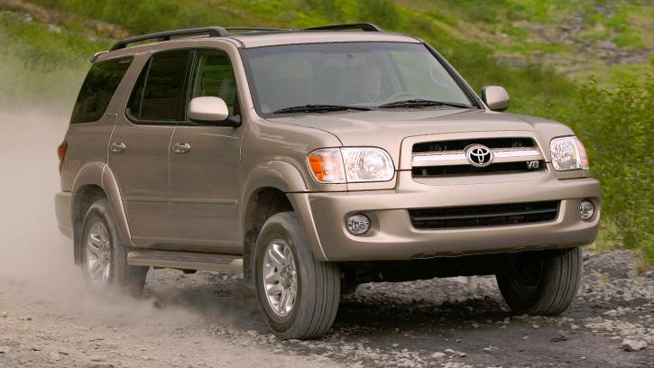 Toyota Sequoia '2005