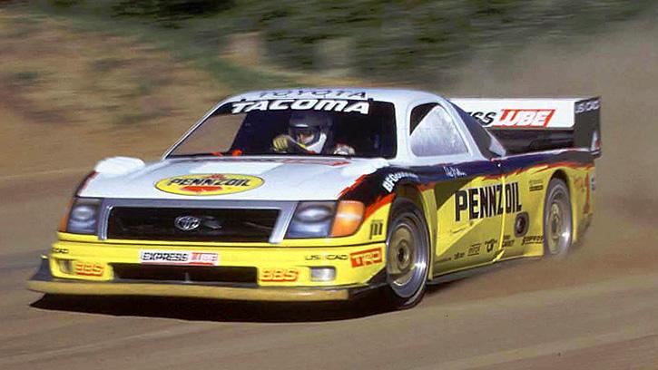 Toyota Tacoma Pikes Peak '1998