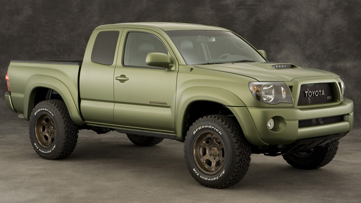 Toyota Tacoma V8 Incross Concept