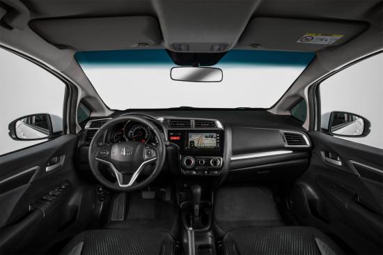интерьер салона Honda WR-V