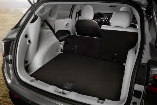 багажное отделение