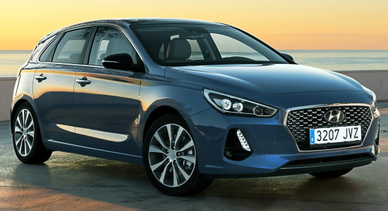Hyundai i30 (2017-2018) на IronHorse.ru ©
